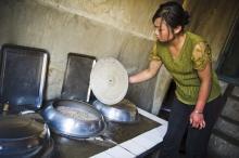 Bättre skördar i Nordkorea men undernäring ett fortsatt problem