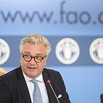 FFF meeting with Prince Laurent of Belgium, FAO Special Ambassador for Forests and the Environment