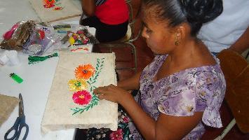 Improving livelihoods of indigenous women in Nicaragua