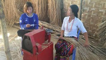 Forest rights create new livelihoods in Myanmar