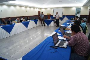 Nicaragua - Regional Forest Finance Meeting