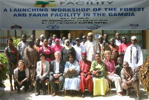 Gambia - Launching workshop