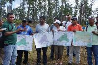 """Precongreso """"La forestería comunitaria base de la gobernanza y punto de partida para FLEGT y REDD"""", Honduras, 24 y 25 de Septiembre 2013"""