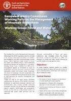 European Forestry Commission Working Party on the Management of Mountain Watersheds