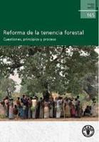 Estudio FAO: Montes 165 Reforma de la tenencia forestal