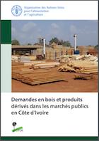 Demandes en bois et produits dérivés dans les marchés publics en Côte d'Ivoire