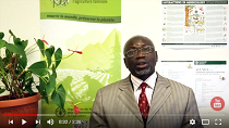 Interview with Foday Bojang (FAO Ghana) at the Agroecology Symposium