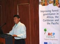 De l'ACP-FLEGT à l'UE FLEGT : Rétrospective et voie à suivre