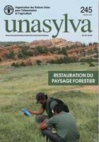 Unasylva: Restauration du paysage forestier