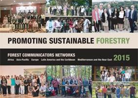 Forest Communicators Calendar - promoting sustainable forestry