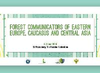Eastern Europe, Caucasus and Central Asia focus on forest communications
