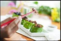 Bug sushi: Why eating insects is good for the environment