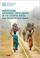 Incentivizing sustainable wood energy in sub-Saharan Africa