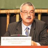 Secrétaire exécutif de la Convention sur la diversité biologique à la session d'ouverture de haut niveau