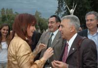 Cristina Fernández de Kichner es la embajadora del XIII Congreso Forestal Mundial (CFM)