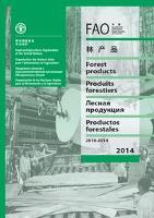 Publicacion: Anuario FAO de productos forestales 2014