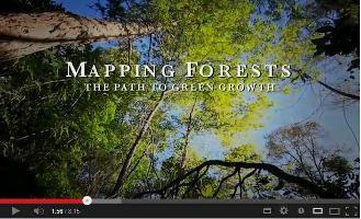 Vídeo: Cartografía forestal