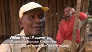 Vídeo: Cómo la gente usa los bosques en Tanzania