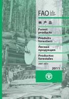 El 65º Anuario FAO de productos forestales publicado