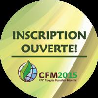 L'inscription pour le Congrès forestier mondial est maintenant ouverte