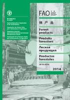 Publication: FAO Yearbook of Forest Products 2014