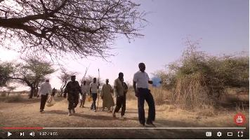 Video: Expanding Africa's Great Green Wall Action Against Desertification
