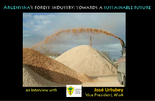 Argentina's forest industries: investing in a sustainable future