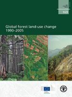 Global forest land-use change 1990-2005
