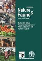 Nature & Faune Vol 28 Issue 2 2014