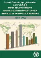 Tendances dans les produits ligneux 1961-2003