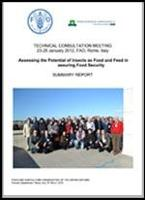 Summary report: Assessing the Potential of Insects as Food and Feed in assuring Food Security