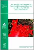 Sustainable Development of Non-Wood Goods and Benefits from Boreal and Cold Temperate Forests