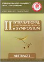 2nd International Non-wood Forest Products Symposium - Abstracts