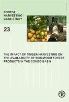 The impact of timber harvesting on the availability of non-wood forest products in the Congo Basin