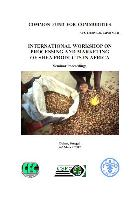 International workshop on processing and marketing of shea products in Africa