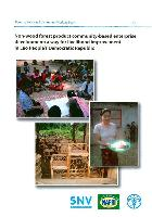 NWFP Community-based Enterprise Development: A Way for Livelihood Improvement in Lao People's Democratic Republic