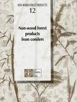 Non-wood forest products from conifers