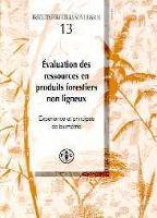 Évaluation des ressources en produits forestières non-ligneux