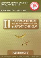Abstracts book of the 2nd International Non-Wood Forest Products Symposium, 8-11 September 2011, Isparta, Turkey