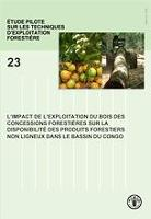 L'impact de l'exploitation du bois des concessions forestièressur la disponibilité des produits forestiers non-ligneux dans le Basin du Congo