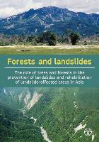 Forests and landslides