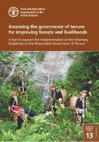 Assessing the governance of tenure for improving forests and livelihoods