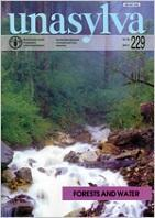 Unasylva Issue on Forests and Water