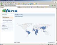 Foris facility module - new interface