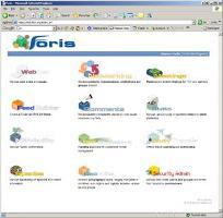 New foris portal