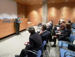 Spanish cities and provinces coordinate IMD plans - IMD 2013