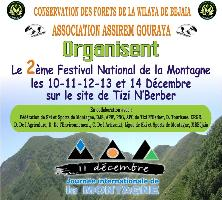 National Mountain Festival in Algeria