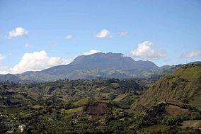 Knowledge exchange about the southern Colombian Massif