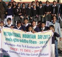 Schools in Uttarakhand celebrated IMD