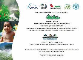 International Mountain Day in Costa Rica